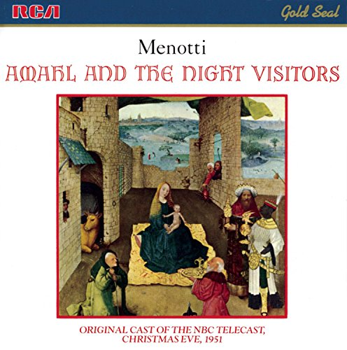 Amahl And The Night Visitors [Import USA]
