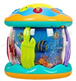 Spielzeug 3 In 1 Nachtlicht Sterrenhimmel Mit Spieluhr - Aquarium