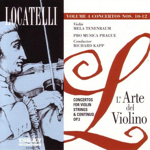 Largo Andante: Concerto #10, F Major