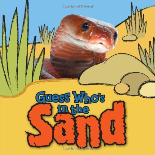 Guess Who's in the...Sand by Camilla B??doy??re (2014-06-12)