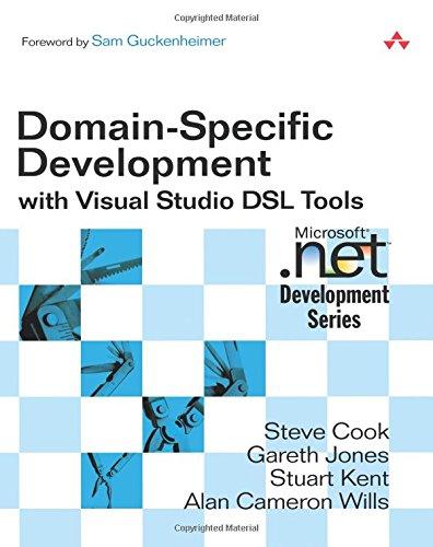 Preisvergleich Produktbild Domain-Specific Development with Visual Studio DSL Tools (Microsoft .NET Development Series)