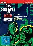 Das Geheimnis der roten Quaste/Wendungsreicher Kriminalfilm mit Starbesetzung (Pidax Film-Klassiker)