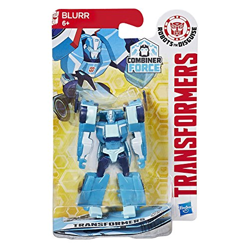 Hasbro C0874ES1 Rid Legion Blurr Solid