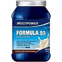 MULTIPOWER, Proteine per la creazione di massa muscolare