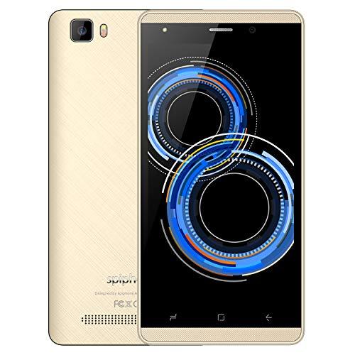 Moviles Libres 5.0 Pulgadas Telefonos 16GB Memoria