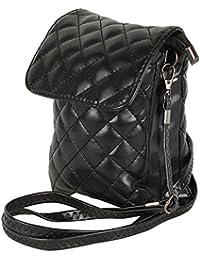 Tamirha Stylish Deep Black Sling Bag