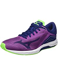 Mizuno Wave Sonic Wos, Zapatillas de Running Para Mujer