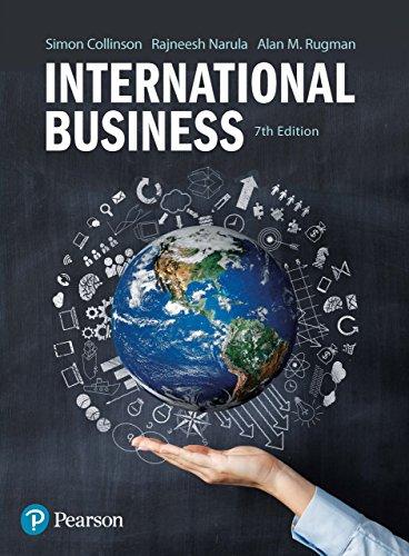 International Business (English Edition) por Simon Collinson