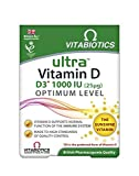 Ultra Vitabiotics Vitamin D, 96 Tablets