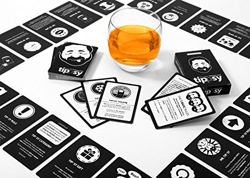 tippsy-THE-ICONIC-DRINKING-GAME-Trinkspiel-auf-englisch-waterproof-party-game