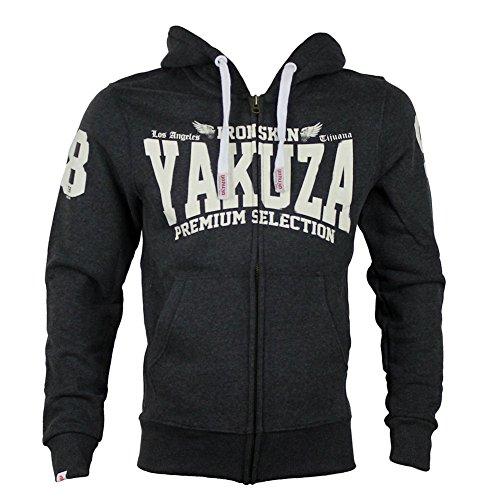 Yakuza Premium T-Shirt 2108 Blau