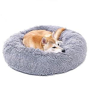 Spezifikation: Artikeltyp: Luxury Pet Bed Material: KorallenfellFarbe: GrauFeature: Komfortabel, Selbstwärmend, Orthopädisch Größe: S, M, LGrößentabelle:S: 50* 50 * 20cm (20 * 20 * 8inch)M: 60 * 60 * 20cm (24 * 24 * 8inch)L: 70 * 70 * 20cm (28 * 28 *...