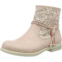 55c47564446a Suchergebnis auf Amazon.de für  stiefelette rosa