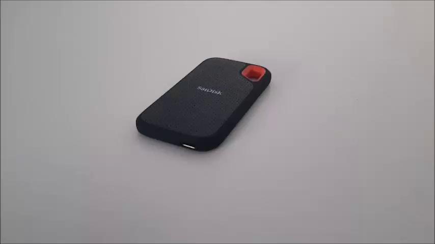 SanDisk Extreme SSD portátil 250GB - hasta 550MB/s Velocidad de ...