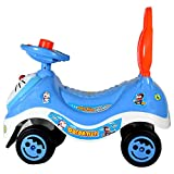 Regal toy's/Ride on Doremon Toy,/ Ride On Push Car Toy/No Batteries, Gears, or
