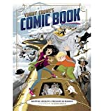 Viminy Crowe's Comic Book by Marthe Jocelyn front cover
