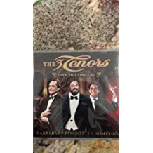 Live In Concert by The 3 Tenors