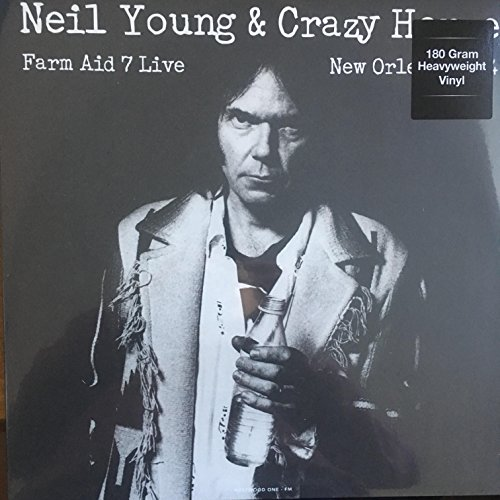 Live at Farm Aid 7 in New Orleans September 19 199 [Vinyl LP] (New Vinyl Orleans)