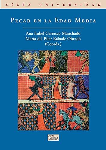 Portada del libro Pecar en la Edad Media (Sílex Universidad)