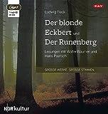 Der blonde Eckbert und Der Runenberg (1 mp3-CD) - Ludwig Tieck