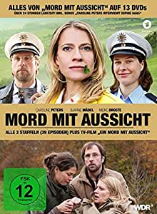 """Mord mit Aussicht, Alle 3 Staffeln plus TV-Film """"Ein Mord"""
