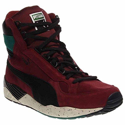 Puma Trinomic Xs 850 Mid Rugged Fashion Sneaker Zinfandel/Black