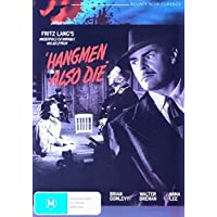 Hangmen Also Die - DVD [UK Compatible] by Nana Bryant