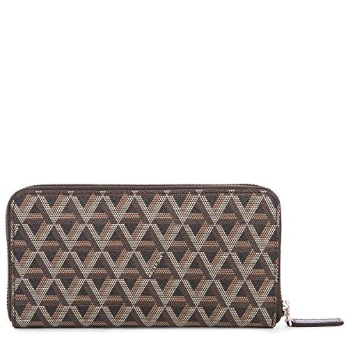 lancaster-paris-womens-11802marron-brown-canvas-wallet