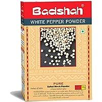 Bharat Bazar - Badshah pimienta blanca en polvo - 100 g