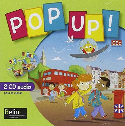 Pop up 2 CD CE2