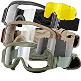 Valken Tango Goggles Carry Bag and Spare Lens