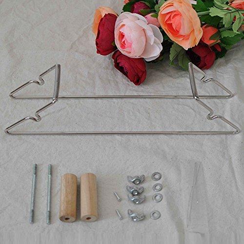 Perg rate diy bead strumento di legno tessere beading webstuhl set per gioielli bracciali collane orecchini machen