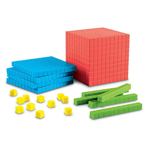Learning Resources Kit d'Initiation Base10 Brights