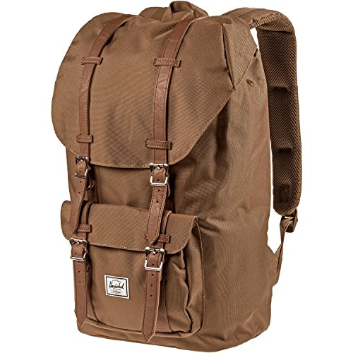 Little America Backpack Camel