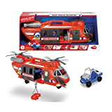 Dickie Toys 203309000 - Giant Rescue Helicopter