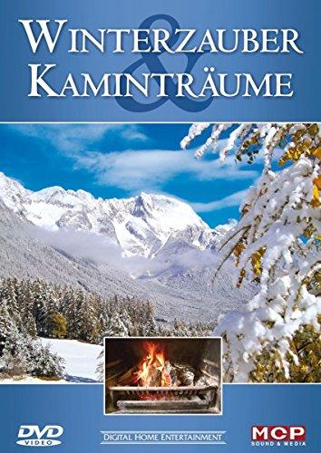 Winterzauber und Kaminträume - die schönsten Winterlandschaften der Alpen mit behaglichem Kaminfeuer umrahmt