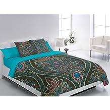 Glam Euphoria - Juego de funda nórdica para cama de 135 cm