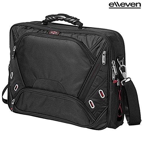 """Valigetta Portacomputer 17"""" Proton Elleven Ventiquattrore Porta Notebook PC da Viaggio"""