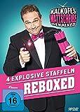 Oliver Kalkofe - 18 DVD 'Kalkofes Mattscheibe Rekalked - Reboxed! (Staffel 1-4)'  (27.11.2017)