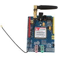 FLAMEER Módulo De Banda Cuádruple Banda De Desarrollo SIM900 GPRS/gsm Transmisión Inalámbrica
