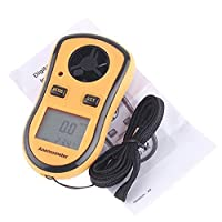 DIVINZ Digital Anemometer GM8908 Air anemometer meter (0~30m/s)