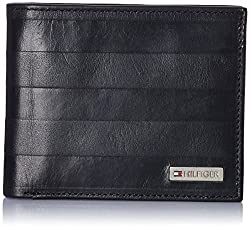 Tommy Hilfiger Claxton Black Mens Wallet (TH/CLAXT01GCW/BLK)