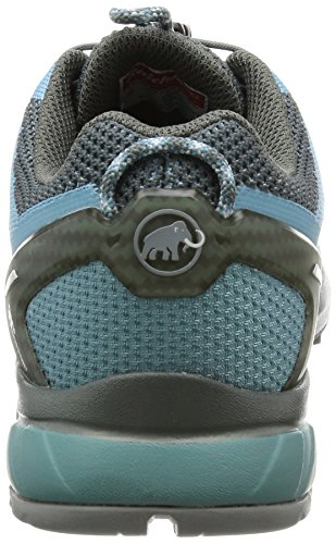Mammut T Aegility Low Women (Backpacking/Hiking Footwear) air-grey
