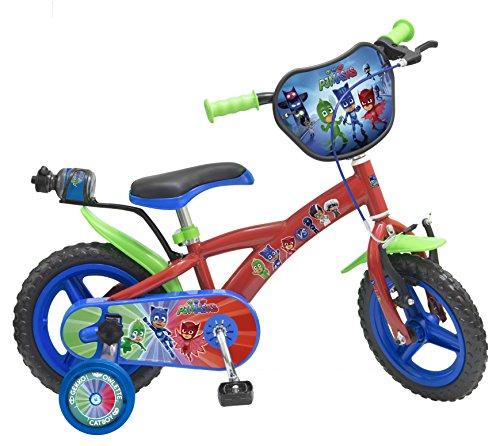 Super pigiamini pj masks bicicletta bambino misura 12