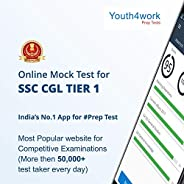 SSC CGL TIER 1 Placement Paper– 3 Month Youth4work Subscription voucher (No CD)