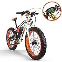 RICH BIT RT-022 bicicleta eléctrica e-Bike 26 4.0 Neumático gordo