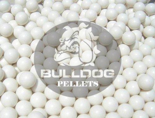 Bulldog Softair-Kugeln Munition, 6mm, 20g, 2000 Stück