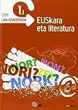 EKI DBH 1. Euskara eta Literatura 1. Lan-koadernoa 1.1 (EKI 1) - 9788415586128