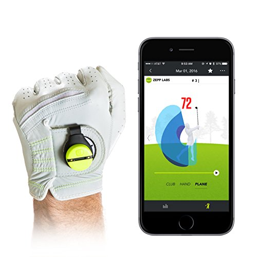 Zepp – Soporte de golf 2 3d Analizador de Swing