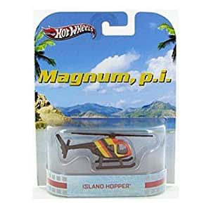 Magnum P.I. Island Hopper Hot Wheels Retro Vehicle